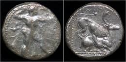 Cyprus Kition Ballmelek II AR Stater - Greek