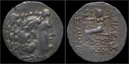 Pontic Kingdom Mithradates IV AR Tetradrachm Odessos Mint - Greche