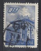 Taiwan (China) 1959  Chu Kwang Tower  (o) - 1945-... Republiek China