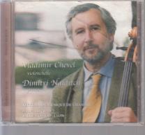 Cd  Vladimir Chevel Violoncelle Dimitri Naiditch Piano - Klassik