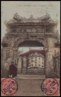 CINA (China): Postcard With MENGTSZ Cancel - Covers & Documents