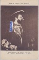 MUSÉE DU LOUVRE  Tiziano Vecelli Dit Le Titien  Portrait De François 1er - Schilderijen