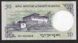 BHUTAN   P29b   10  NGULTRUM    2013     UNC. - Bhutan