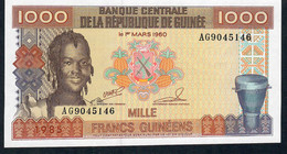 GUINEA   P32   1000   FRANCS    1985    UNC. - Guinea