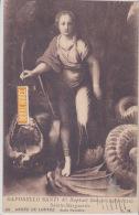 MUSÉE DU LOUVRE  RAPHAEL SAINTE MARGUERITE (25-10-1917) - Illustrators & Photographers