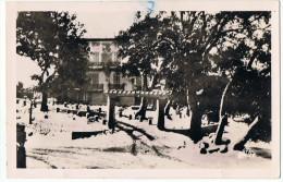 Hotel transatlantique    AIN  DRAHAM  sous la neige