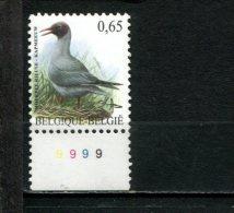 301758469 BELGIE POSTFRIS MINT NEVER HINGED POSTFRISCH EINWANDFREI OCB 3268 Plaatnummer 9999 - 1985-.. Birds (Buzin)