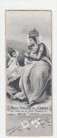HOLY CARD, SANTINO D´EPOCA (antico) - MIGNON  - BEATA VERGINE Della GHIARA-  Libreria Ecclesiastica Reggio Emilia - Santini