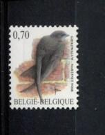 301761563 BELGIE POSTFRIS MINT NEVER HINGED POSTFRISCH EINWANDFREI OCB 3608 3609 - 1985-.. Birds (Buzin)