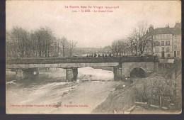SAINT - DIE . Le Grand Pont . - Saint Die