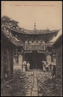 CINA (China): Yunnam - Entrée Du Pont Chinois Suspendu De Posi - Cina