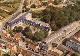 Cpsm  14  Caen , Vue Aerienne Sur Institution St-pierre , 146,rue De Bayeux A Caen - Caen