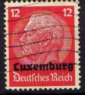 Luxemburg 1940 Mi 7, Gestempelt [230215VI] - Besetzungen 1938-45