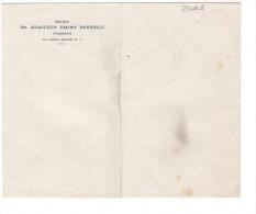 CREMONA - Busta Pubblicitaria - Fatture & Documenti Commerciali
