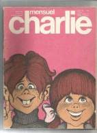 CHARLIE Mensuel , 1976 , N° 84 , 2 Scans , Frais Fr : 2.50€ - Humour