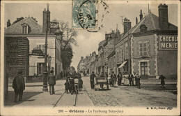45 - ORLEANS - Faubourg St-Jean - Orleans