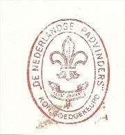 "METER CUT SCOUTING Dutch Royal Scouting, ""s-Gravenhage 19/11/1965 - Padvinderij"