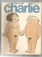 CHARLIE Mensuel , 1976 , N° 89 , 2 Scans , Frais Fr : 2.50€ - Humour