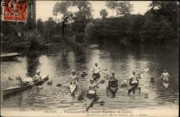 45 - OLIVET - Société Nautique  - Canoé - Kayak - France