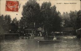 45 - OLIVET - Maison Manceau - France