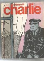 CHARLIE Mensuel , 1976 , N° 92, 2 Scans , Frais Fr : 2.50€ - Humour