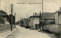 51 SOMPUIS - RUE DE VITRY LE FRANCOIS - Frankreich