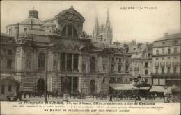 49 - ANGERS - Théâtre - Carte Pub Photographie MEUNIER - Angers