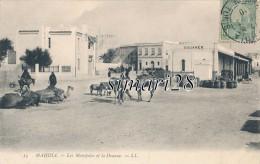 MAHDIA - N° 13 - LES MONOPOLES ET LA DOUANE - Tunesië