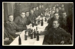 Group Of German Soldiers / Postcard Not Circulated - War 1939-45
