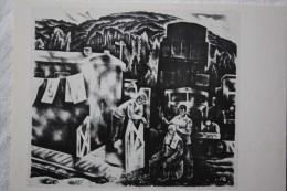 "Amur Railway Road - ""BAM"" By Smirnov  - Hairdresser - Old USSR Postcard - 1979 - Very Rare PC!!! - Métiers"