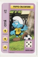 Figurine/trading Cards I Puffi CONAD N. 017 - The Smurfs,  Schtroumpfs, Smurfen, Pitufos, Schlümpfe - Nuova ! New/mint ! - Altri