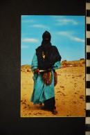 CP, Algérie,   HOGGAR Type Targui  Edition Agence De Tourisme Algerienne Touareg En Arme - Unclassified