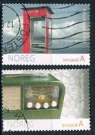 6632 - Norge 2009 - Norwegian Year Of Cultural Heritage - Used Stamps