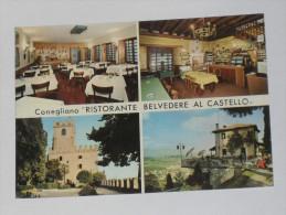 TREVISO - Conegliano Veneto - Ristorante Belvedere Al Castello - Treviso
