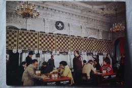 JEU -  Chess Schach Ajedrez Echecs 1982 USSR Postcard   World Championship - Echecs