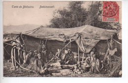 REF 211 CPA Congo Français Tente De Bédouins Beduinenzelt - Congo Français - Autres