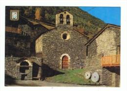 VALLS'  D'ANDORRA: LLORTS : Església - Andorre