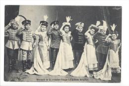 11966 -  Souvenir De La Première Troupe Liliputiens Hongrois - Cirque