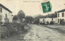 55 BANTHEVILLE - CENTRE DU VILLAGE - France