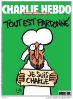 JOURNAL CHARLIE HEBDO * .N° 1178 H 14 JANV 2015 * NEUF - Magazines Et Périodiques