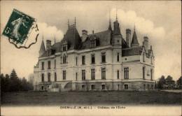 49 - CHEMILLE - Château - Chemille