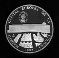 1992 - España - Madrid - Capital Europea Dde La Cultura - 25 ECU - [ 5] 1949-… : Royaume