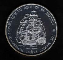 1995 - España - La Marina Española - 25 ECU - [ 5] 1949-… : Royaume
