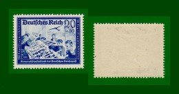 """.1941 Deutsches Reich Mi.-Nr. 777 ** Postfrisch  """"Segelflugwerkstätte"""" (N113) - Unused Stamps"""