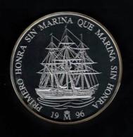 1996 - España - Villa De Madrid - 25 ECU - [ 5] 1949-… : Royaume