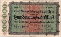 Germany 5 Mark 1882 (VG) - [17] Vals & Specimens