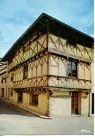Regny (Loire) Maison Du XVè Siècle (n°3/45/77/018 Combier) Coll : Mme Gey - Frankrijk