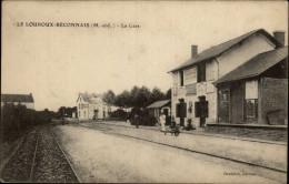 49 - LE LOUROUX-BECONNAIS - Gare - Le Louroux Beconnais