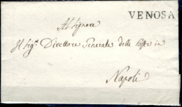 Venosa-00847a - 1. ...-1850 Prefilatelia