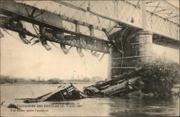 49 - LES PONTS-DE-CE - Catastrophe Ferrovière - - Les Ponts De Ce